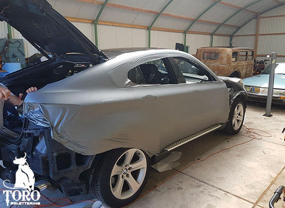 bmw-carwrap-mat-grijs-work-in-progress