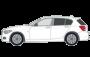 Vijf deurs hatchback