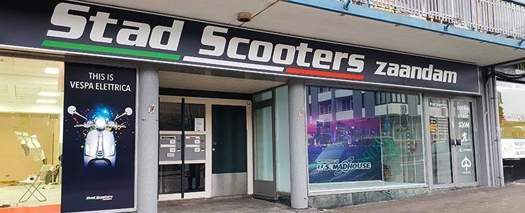 gevelreclame-signing-stad-scooters-zaandam