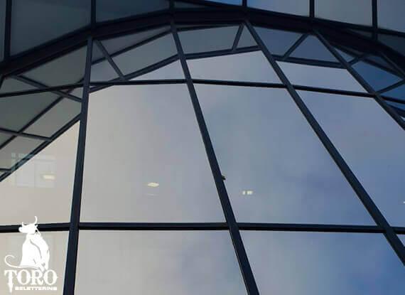 reflecterende isolerende raamfolie
