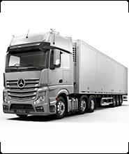 Home - vrachtwagen - Toro Belettering